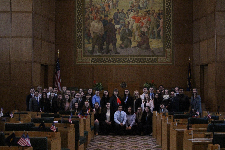 Capitol Ambassadors Program - OASC - Oregon Association of Student ...