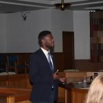 Alumni of OASC Speak to Students about Lobbying