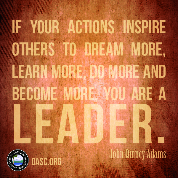 8 Quotes Every Leader Should Know - OASC - Oregon ...